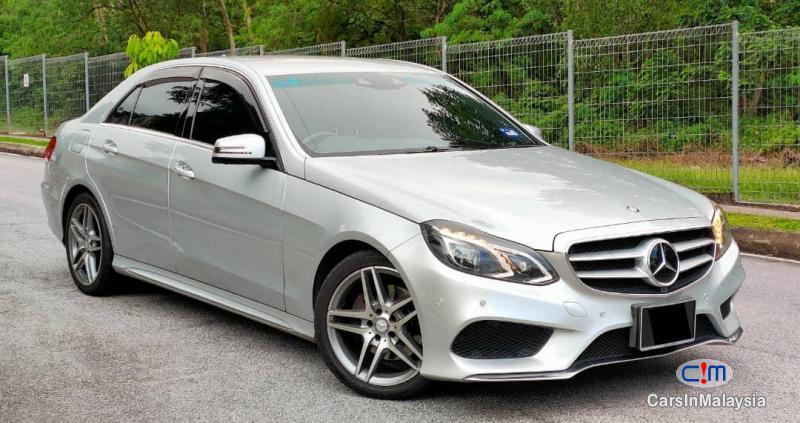 Picture of Mercedes Benz E250 2.0-LITER SEDAN LUXURY CAR Automatic 2018