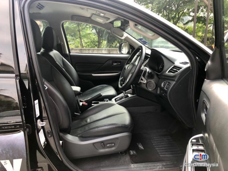 Picture of Mitsubishi Triton X Automatic 2018 in Malaysia