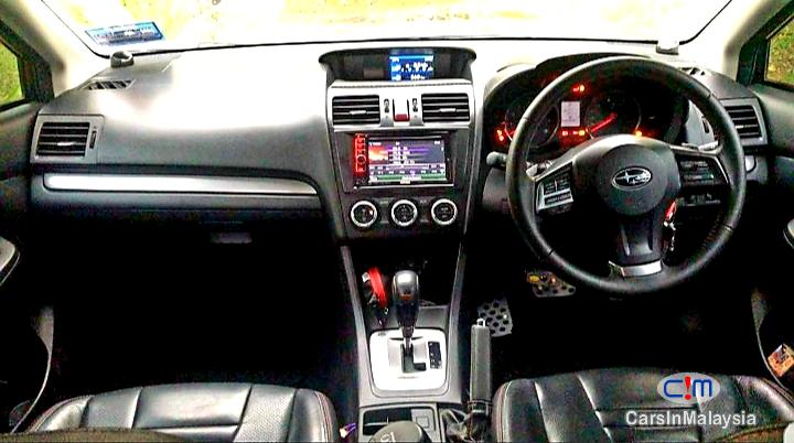 Subaru XV 2.0 Auto SUV Automatic 2014 in Kuala Lumpur - image