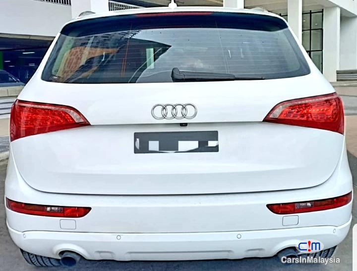 Audi Q5 Automatic 2010
