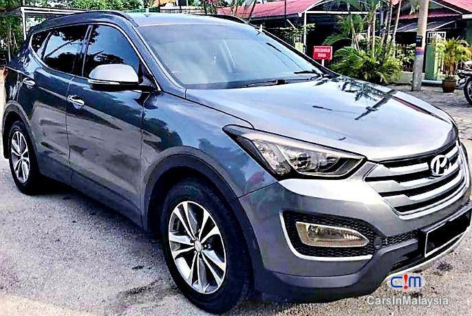 Picture of Hyundai Santa Fe New Facelift Automatic 2014