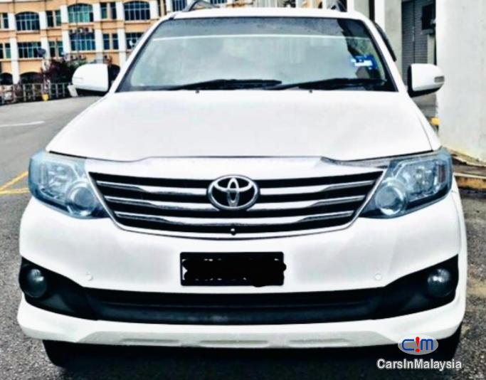 Toyota Fortuner SUV 7 SEATER Automatic 2012 in Kuala Lumpur