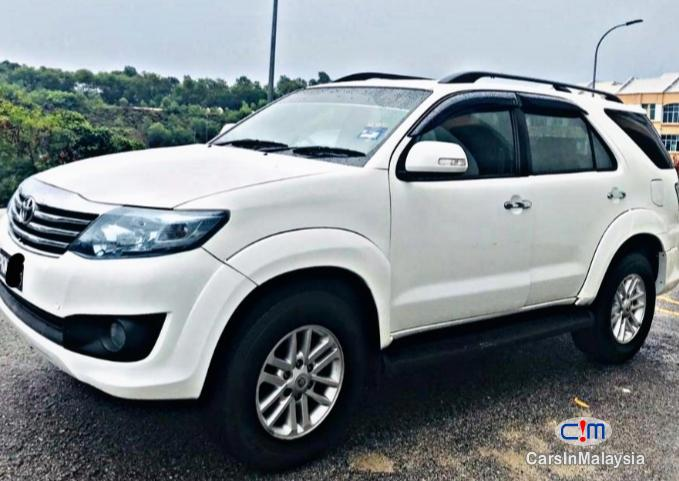 Picture of Toyota Fortuner SUV 7 SEATER Automatic 2012 in Kuala Lumpur