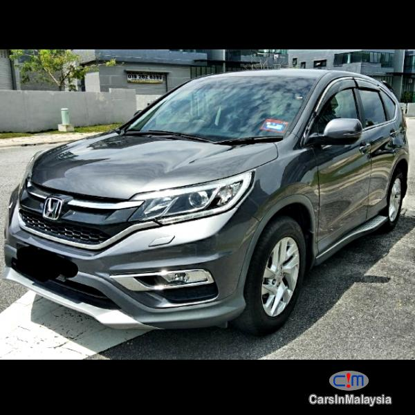 Picture of Honda CR-V 2.0-LITER SUV FULL SPEC Automatic 2016