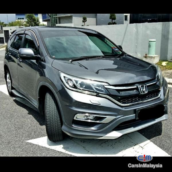 Honda CR-V 2.0-LITER SUV FULL SPEC Automatic 2016 in Selangor