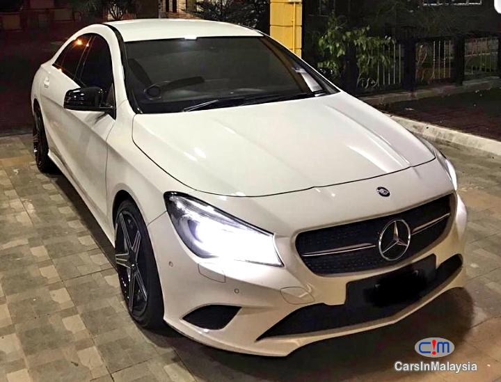 Picture of Mercedes Benz CLA200 LUXURY SPORT SEDAN Automatic 2015