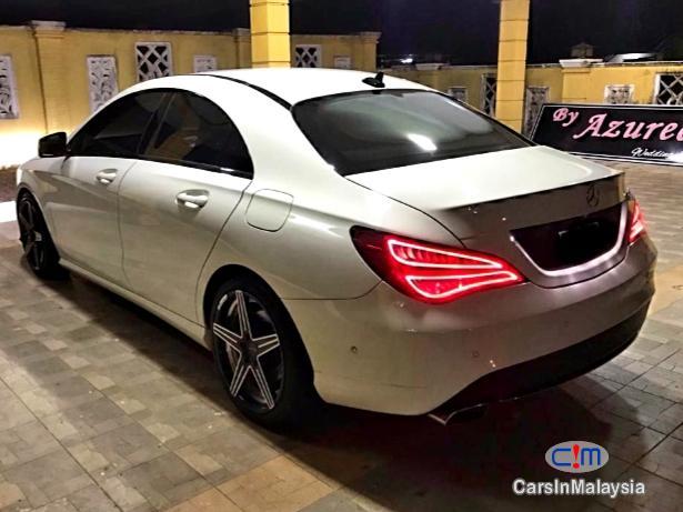 Mercedes Benz CLA200 LUXURY SPORT SEDAN Automatic 2015