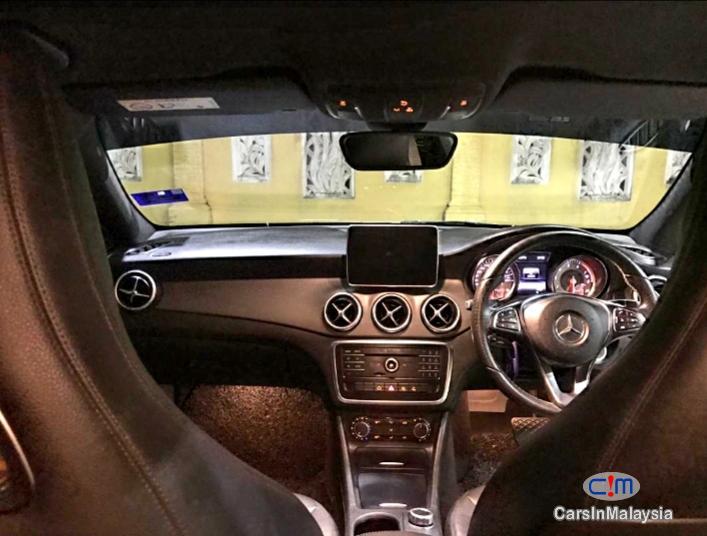 Picture of Mercedes Benz CLA200 LUXURY SPORT SEDAN Automatic 2015 in Kuala Lumpur