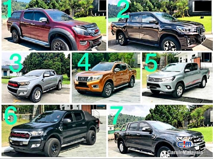 Pictures of Toyota Hilux 2.5 4X4 TURBO DIESEL AUTO Automatic 2018