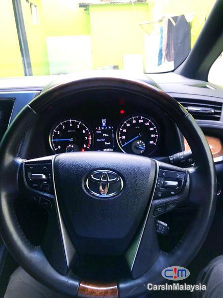 Toyota Wish 1.8-LITER FAMILY SMALL MPV Automatic 2012 in Kuala Lumpur - image