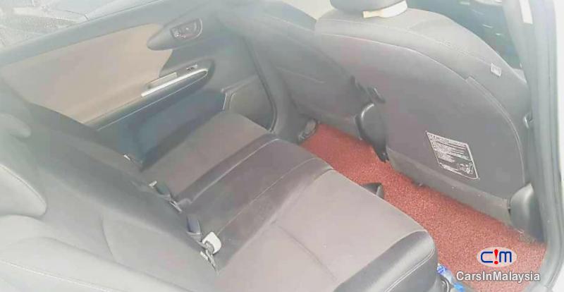 Toyota Wish 1.8-LITER FAMILY SMALL MPV Automatic 2012 in Malaysia - image