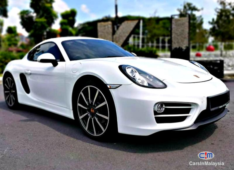 Picture of Porsche Cayman 2.7-LITER LUXURY SUPER SPORT CAR Automatic 2014