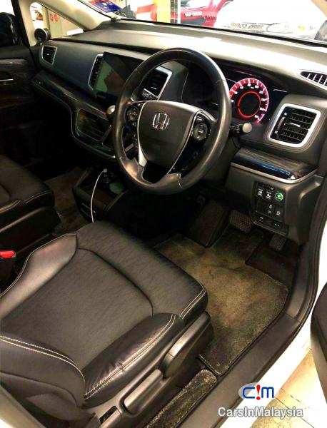 Picture of Honda Odyssey 2.4-LITER LUXURY FAMILY SUV Automatic 2016 in Kuala Lumpur