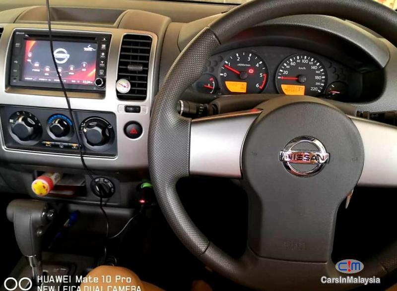 Nissan Navara 2.5-LITER 4x4 DOUBLE CAB DIESEL TURBO Automatic 2015 in Kuala Lumpur