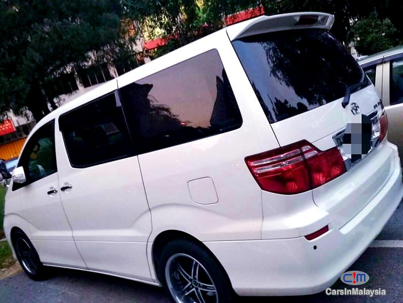 Picture of Toyota Alphard 2.4-LITER LUXURY FAMILY MPV Automatic 2006