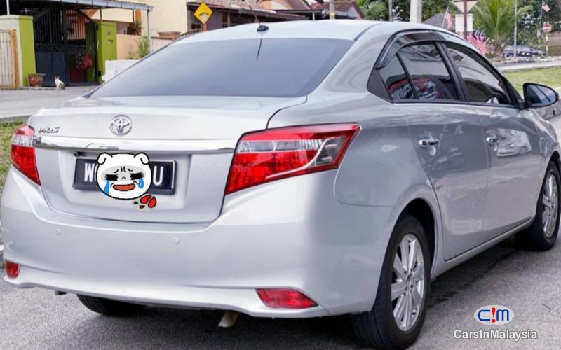 Toyota Vios 1.5-LITER ECONOMY SEDAN Automatic 2016
