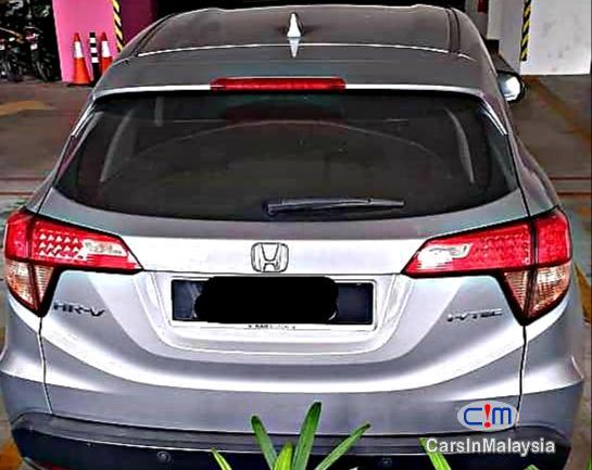 Honda HR-V 1.8-LITER ECONOMY SUV Automatic 2017 in Selangor