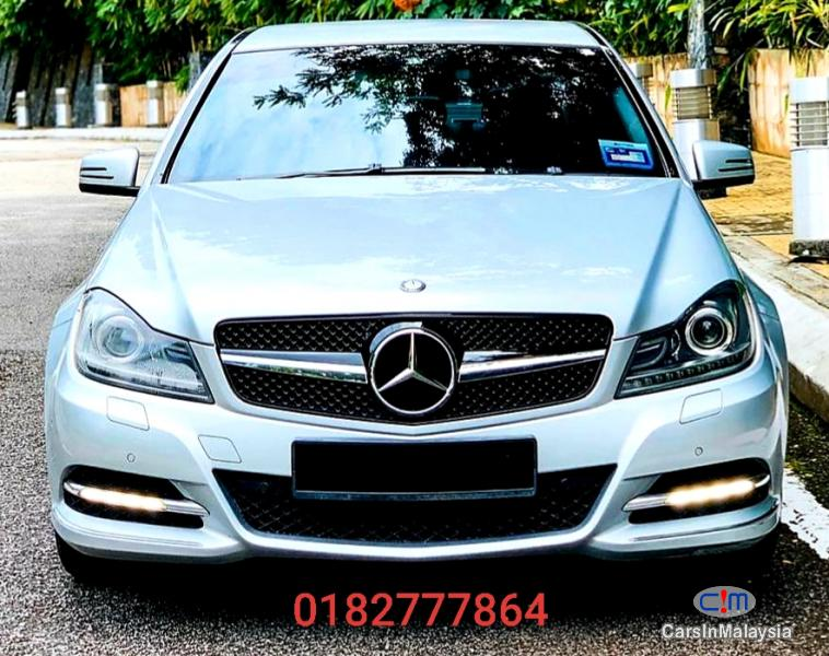 Picture of Mercedes Benz C250 CGI 1.8-LITER LUXURY SEDAN Automatic 2012