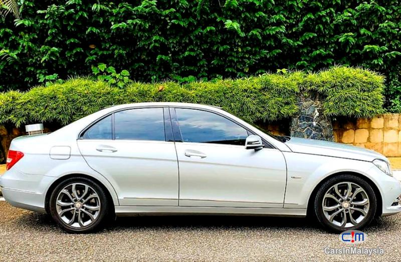 Picture of Mercedes Benz C250 CGI 1.8-LITER LUXURY SEDAN Automatic 2012 in Kuala Lumpur