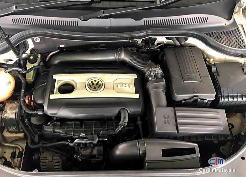 Volkswagen Passat 1.8-LITER LUXURY SEDAN Automatic 2012 in Malaysia