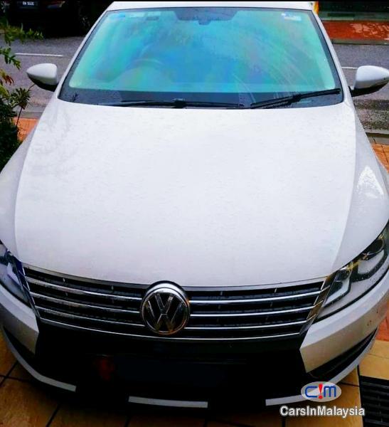 Volkswagen Passat 1.8-LITER LUXURY SEDAN Automatic 2012 in Kuala Lumpur - image