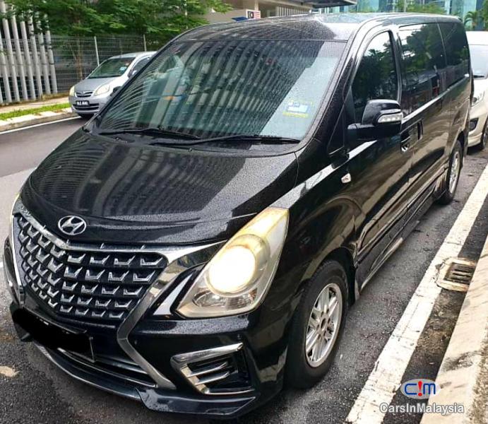 Hyundai Grand Starex 2.5-LITER 11 SEATER FAMILY MPV NEW MODEL FACELIFT Automatic 2017 in Malaysia