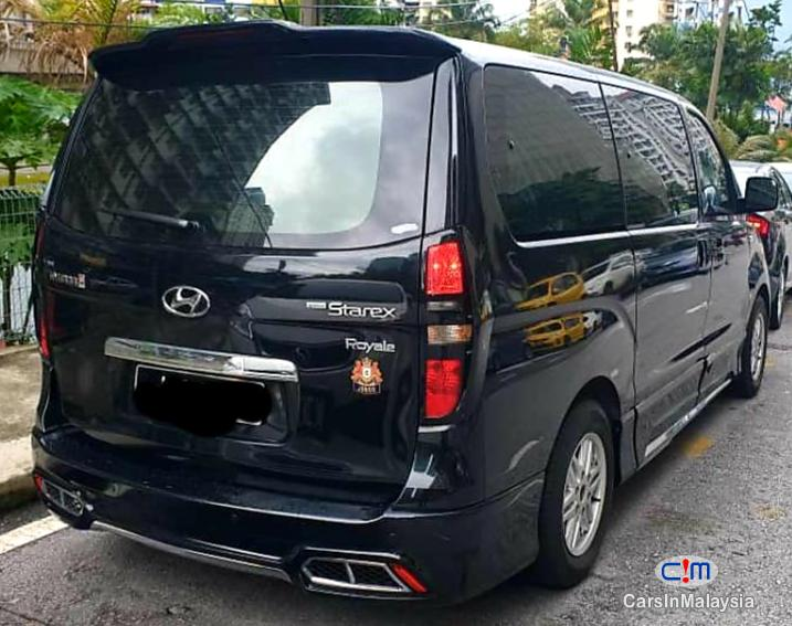 Picture of Hyundai Grand Starex 2.5-LITER 11 SEATER FAMILY MPV NEW MODEL FACELIFT Automatic 2017 in Kuala Lumpur