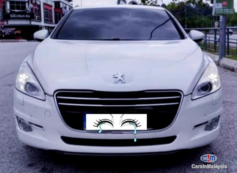Picture of Peugeot 508 1.6-LITER TURBO LUXURY SALOON Automatic 2012