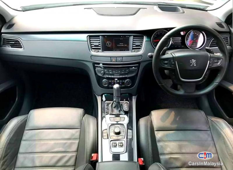 Picture of Peugeot 508 1.6-LITER TURBO LUXURY SALOON Automatic 2012 in Selangor