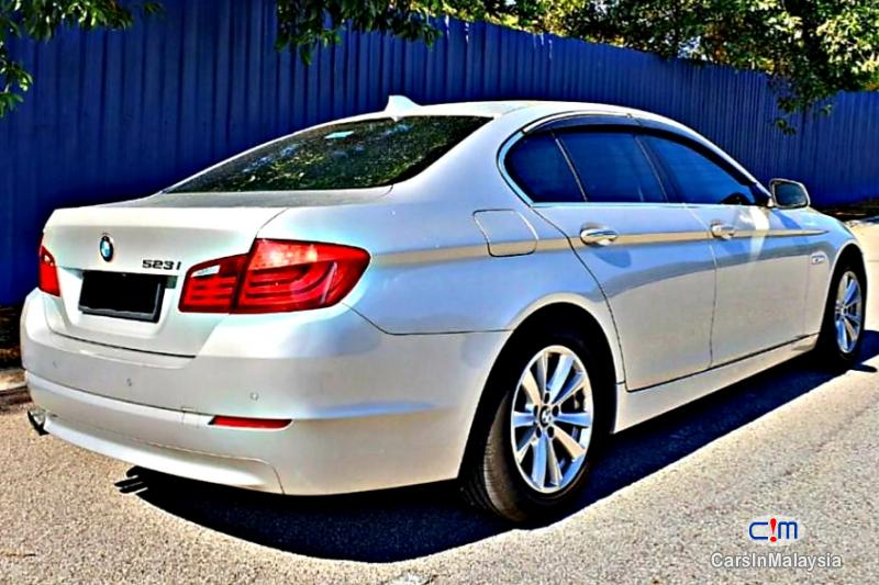 Picture of BMW 5 Series 2500 Automatic 2015