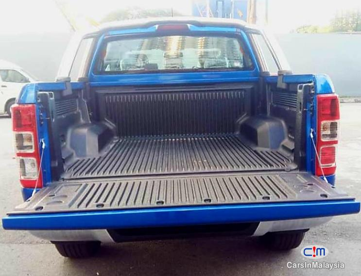 Ford Ranger 2.0-LITER 4x4 DOUBLE CAB DIESEL TURBO LIMITED EDITION Automatic 2019 - image 12