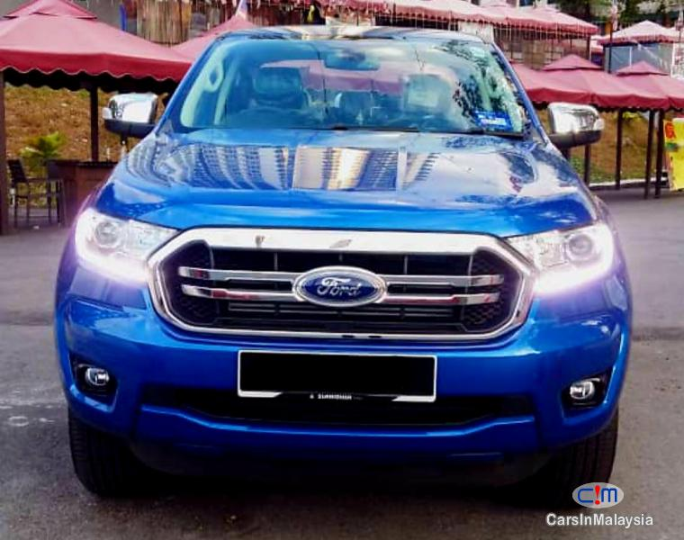 Picture of Ford Ranger 2.0-LITER 4x4 DOUBLE CAB DIESEL TURBO LIMITED EDITION Automatic 2019