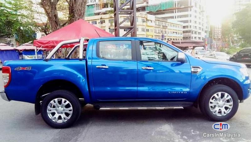 Ford Ranger 2.0-LITER 4x4 DOUBLE CAB DIESEL TURBO LIMITED EDITION Automatic 2019