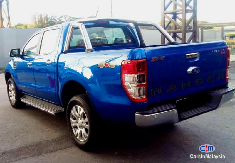 Ford Ranger 2.0-LITER 4x4 DOUBLE CAB DIESEL TURBO LIMITED EDITION Automatic 2019 in Selangor