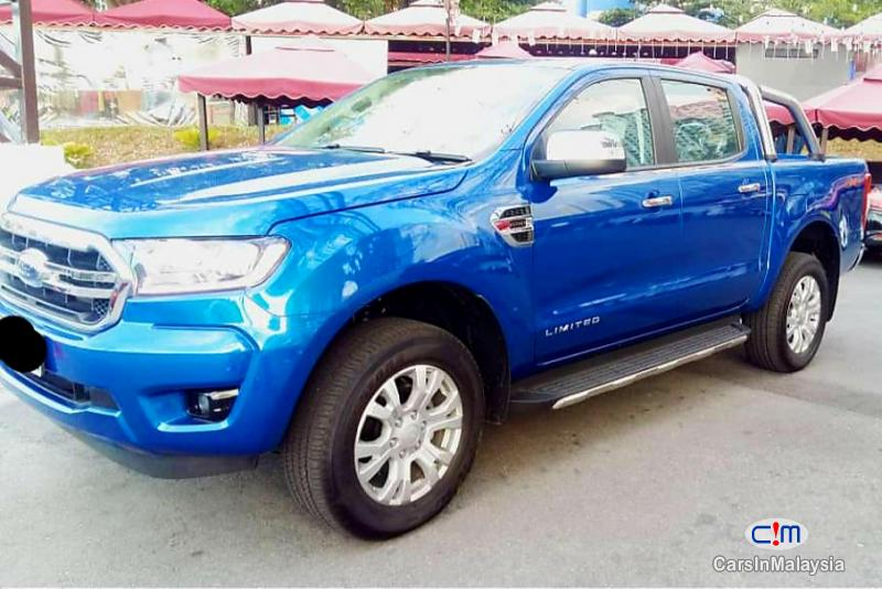 Ford Ranger 2.0-LITER 4x4 DOUBLE CAB DIESEL TURBO LIMITED EDITION Automatic 2019 in Malaysia