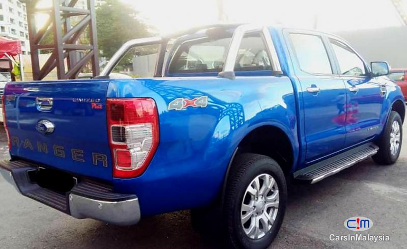 Picture of Ford Ranger 2.0-LITER 4x4 DOUBLE CAB DIESEL TURBO LIMITED EDITION Automatic 2019 in Selangor