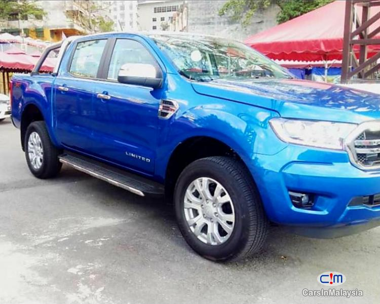 Picture of Ford Ranger 2.0-LITER 4x4 DOUBLE CAB DIESEL TURBO LIMITED EDITION Automatic 2019 in Malaysia