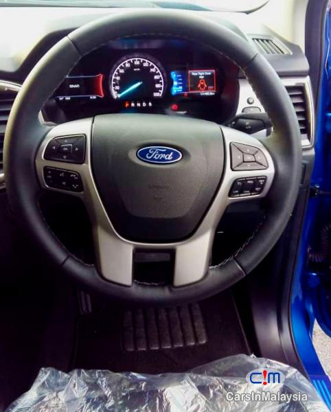 Ford Ranger 2.0-LITER 4x4 DOUBLE CAB DIESEL TURBO LIMITED EDITION Automatic 2019 in Malaysia - image