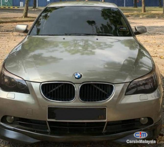 Picture of BMW 5 Series 2.5-LITER DOUBLE VANOS LUXURY SALOON Automatic 2009