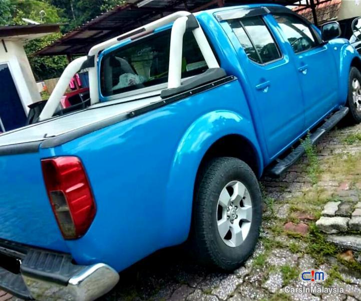 Nissan Navara 2.5-LITER 4X4 CAB CHASSIS DIESEL TURBO Automatic 2012 in Kuala Lumpur