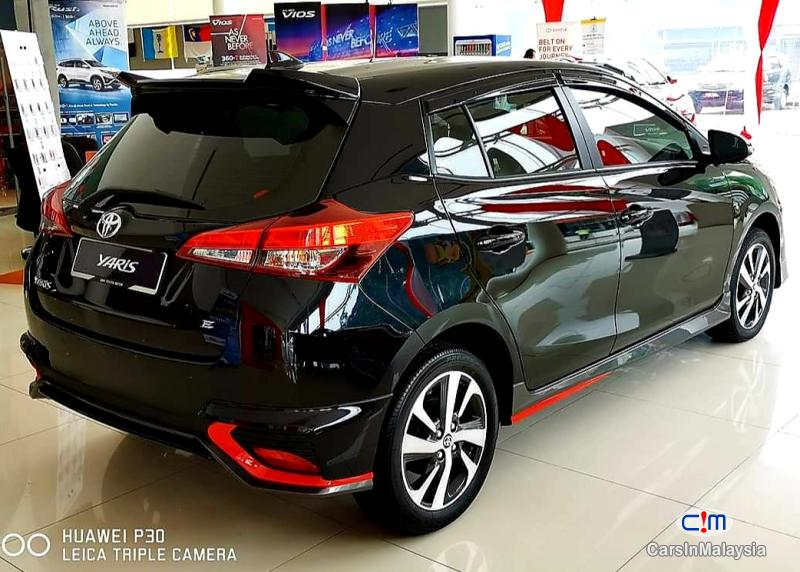 Picture of Toyota Yaris 1.5-LITER BEAUTIFUL SPORTBACK Automatic 2020