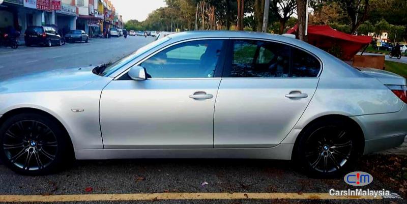 BMW 5 Series 2.5-LITER LUXURY SEDAN CASH PRICE Automatic 2005 in Malaysia