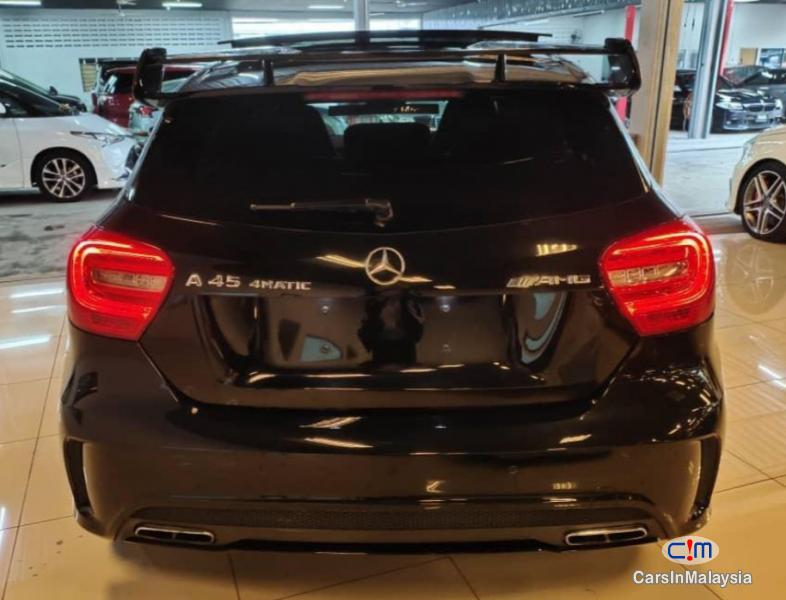 Mercedes Benz A45 AMG 2.0-LITER LUXURY SPORT HATCHBACK Automatic 2020 in Selangor