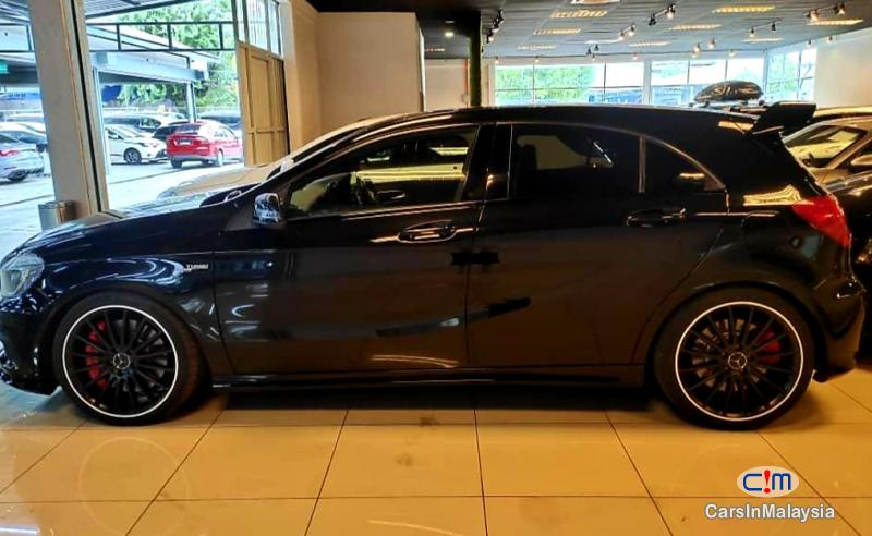 Mercedes Benz A45 AMG 2.0-LITER LUXURY SPORT HATCHBACK Automatic 2020 in Malaysia