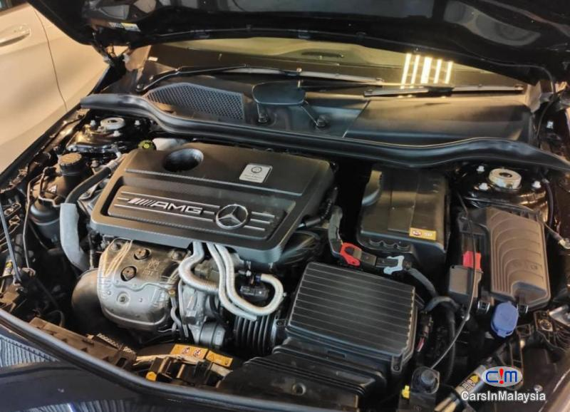 Picture of Mercedes Benz A45 AMG 2.0-LITER LUXURY SPORT HATCHBACK Automatic 2020 in Selangor
