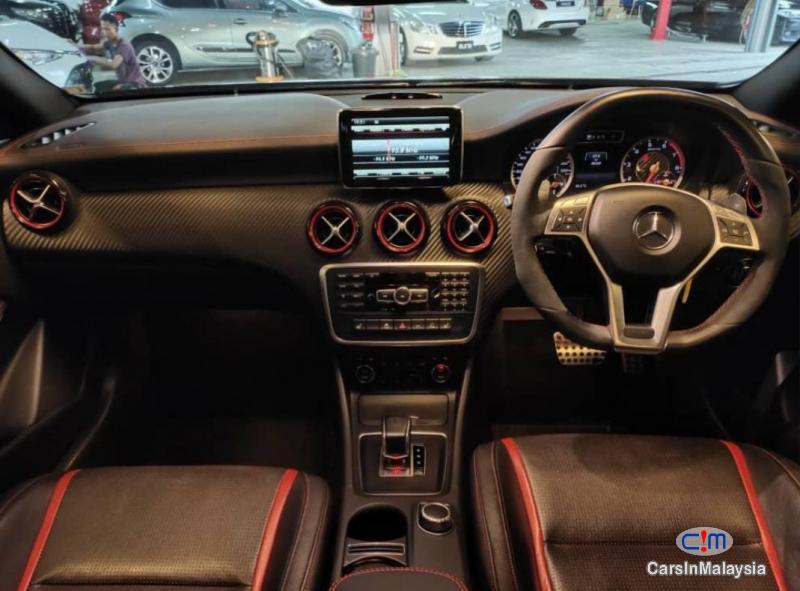 Mercedes Benz A45 AMG 2.0-LITER LUXURY SPORT HATCHBACK Automatic 2020 in Selangor - image