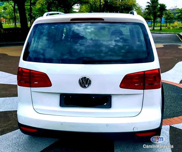Volkswagen Cross Touran 1.4-LITER TSI FUEL SAVER FAMILY MPV Automatic 2012 in Kuala Lumpur