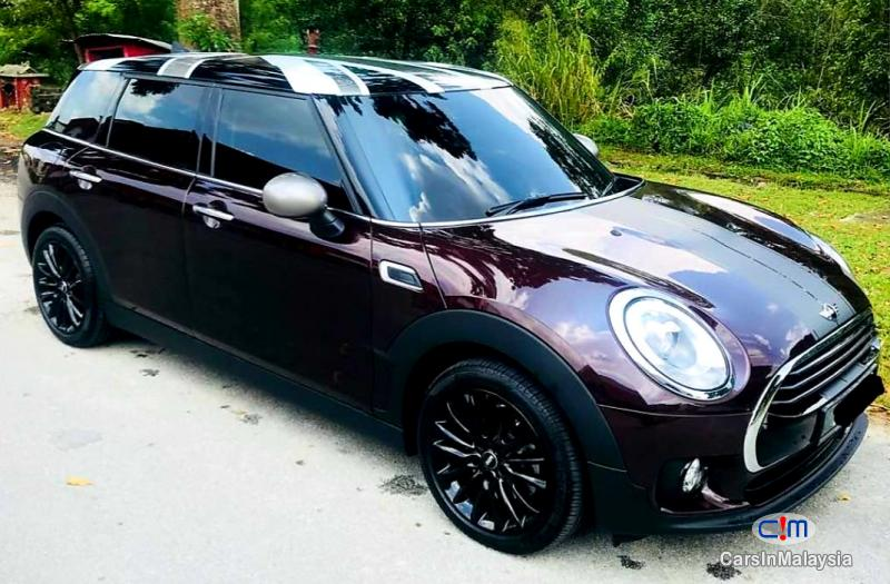 Picture of MINI Cooper Clubman 2.0-LITER TURBO CHARGERS HATCHBACK Automatic 2017
