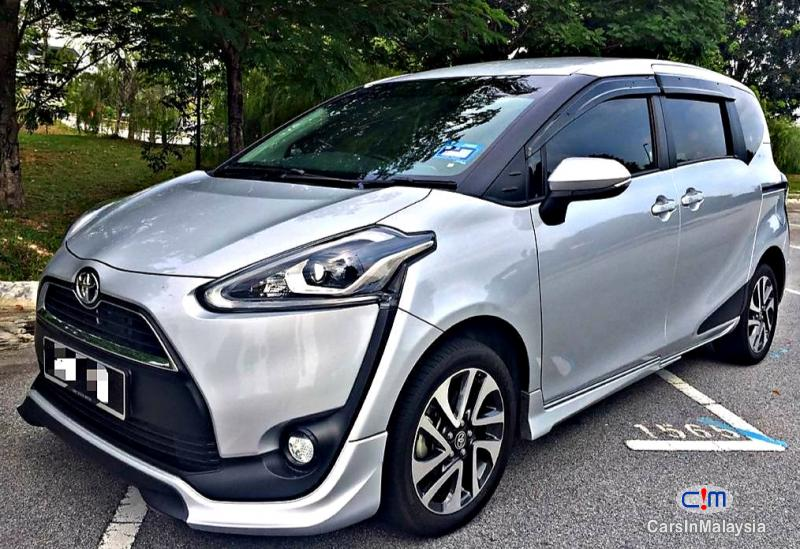 Picture of Toyota Sienta 1.5-LITER ECONOMY FAMILY MPV Automatic 2018