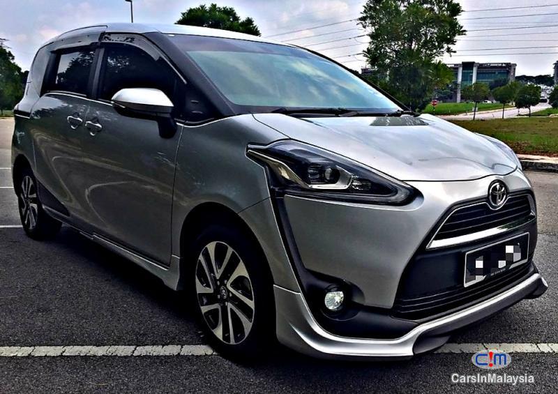 Toyota Sienta 1.5-LITER ECONOMY FAMILY MPV Automatic 2018 in Malaysia